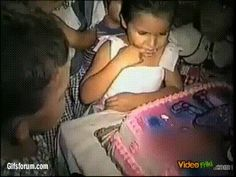 torta in faccia