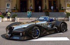 Bugatti — Atlantique. Concept