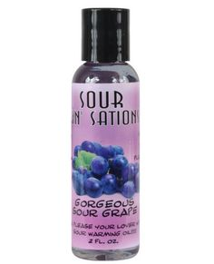 Sour Sinsations Grape 2Oz