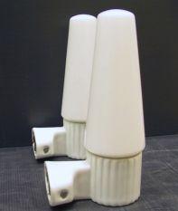 2 Ifö lamps 6020 WL1087