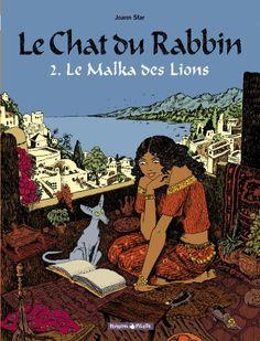 Au début, le chat du rabbin ne parle pas. Il est simplement libre comme un chat et ronronne dans les bras de la fille du rabbin, Zlabya, sa maîtresse adorée. Mais dans la maison du rabbin, il y a ce perroquet qui jacasse sans arrêt, et le chat le bouffe. Maintenant, il peut parler, et il commence par mentir ...