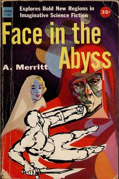 Face In The Abyss by A. Merritt