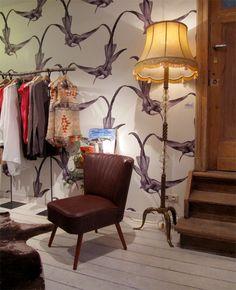 Une photo de la jolie boutique Bonnie & Jane, Rue Darwin 34, 1050 Bruxelles (Ixelles) / Darwinstraat 34, Brussel (Elsene)    Photo: Jennifer G., Le13zor