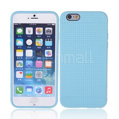 TPU Dot Protective Soft Back Case Cover Shell for Apple 4.7 Inch iPhone 6