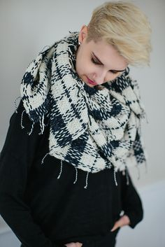 c16edbeee3a Ravelry  Tartan Wrap pattern by The Firefly Hook Crochet Wrap Pattern