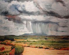 Desert Rain by Caron Sue Staney