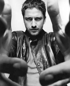 Gerard Butler - yeah, he's a bad boy, but hot nonetheless!