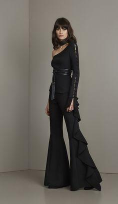 CALÇA CREPE BABADOS - CAL12311-03 | Skazi, Moda feminina, roupa casual, vestidos, saias, mulher moderna