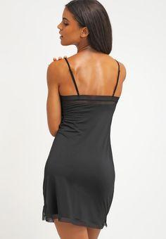 Calvin Klein Underwear ICON - Koszula nocna - black za 249 zł (31.08.16) zamów…