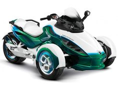 BRP Can-Am Spyder Hybrid