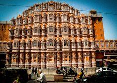Hawa Mahal in #jaipur #India #Travel