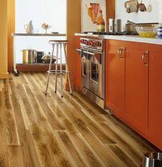 Healthy Alternatives for Kitchen Flooring   Cultivate.com #kitchen