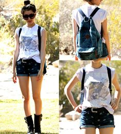 Mossimo Back Pack