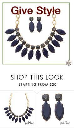 """""""Give Style"""" by parklanejewelry ❤ liked on Polyvore featuring Shishi, parklanejewelry, novanecklace and givestyle"""