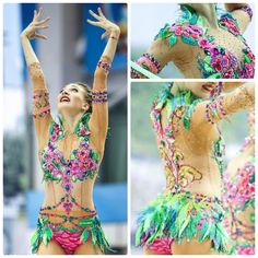 Group Russia, 5 ribbons 2016 (photos by Oleg Naumov)