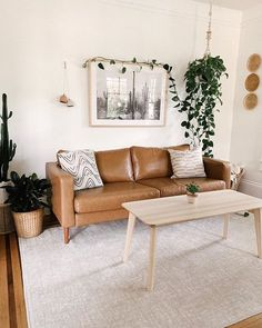 Tour of my living room, dining room and kitchen. Boho Living Room, Home And Living, Living Room Decor, Bedroom Decor, Living Spaces, Living Room Inspiration, Home Decor Inspiration, Lounge, Apartment Living