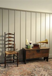 Wall panelling kits, quintessentially English in design with each style derived from period home architecture. Visit paintedwallpanelling.com for British sourced, manufactured kits made in the UK by trained craftsmen.