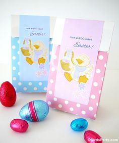 FREE #Easter #Printables with OnlineLabels.com by @Bird's Party