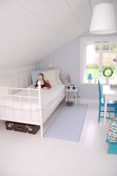 Find out about 10 Scandinavian Inspired Kids Rooms