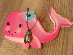 Pink Whale Kids Clothes Peg Rack Clothing Rack, Hat Holder Kids Bedroom Nursery Mudroom Playroom * Be sure to check out this awesome product. (This is an affiliate link and I receive a commission for the sales) Baby Bedroom, Kids Bedroom, Clothes Pegs, Pink Clothes, Lily Shop, Hat Holder, Pink Images, Ocean Creatures, Kids Coats