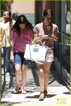 Rachel Bilson in Shoemint's Bridget and Stylemint's Prince T oh how I love the mint's!