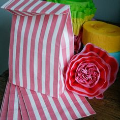 Party Bags from Pearl & Earl