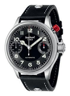 737631e5e0d4a Hanhart PIONEER MonoScope  hanhart German Swiss Watchmakers  horlogerie   chrono  calibrelondon Empresas De
