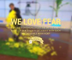 We Love Fear