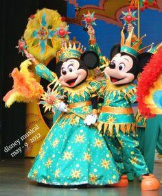 #Mickey & #Minnie #Disney