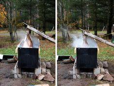 Raising Backyard Pigs: Butchering | Itty Bitty Impact