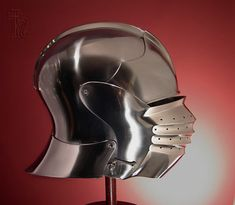 16th cent. Italian Sallet. One of the most beautiful helmets of all times acording to me personally.