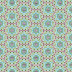 """Scrollmark"" fabric on Spoonflower"