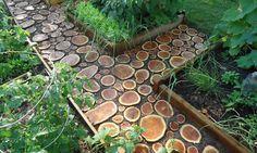 Ideia sustentável para aproveitar sobras e enfeitar o jardim