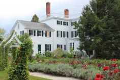 Strawbery Banke Museum: a resting place for historic houses (USA) | Visiting houses & gardens