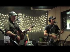 The Devil Makes Three - Gracefully Facedown (Live On KEXP)