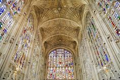 Beautiful Stained-Glass Windows Around the World Photos | Architectural Digest