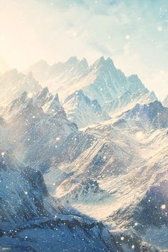 in den Bergen schneit - diy tattoo images Beautiful World, Beautiful Places, Mountain Love, Mountain Texture, Winter Mountain, Winter Cabin, Mountain Living, Winter Trees, Mountain Range