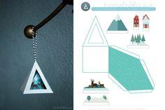 Winter versiering voor in huis met download van do it yourself blog van hemelsblauw