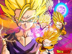 gohaan!!!! :D DBZ by KPGTINCHO22 on @DeviantArt