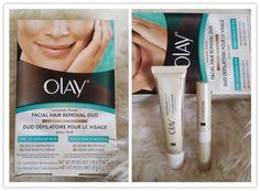 OLAY Smooth Finish Facial Hair Removal Duo For Fine to Medium Hair___NEW & FRESH #OLAY