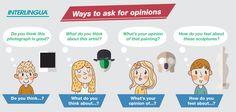 ¿Te has preguntado qué opinan los demás? ¡Pregúntalo!