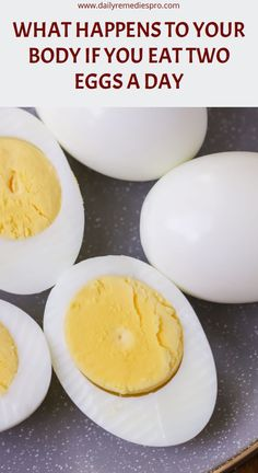 What Happens To Your Body If You Eat Two Eggs A Day Natural Teething Remedies, Natural Cures, Health And Wellness, Health Tips, Health Care, Herbal Remedies, Health Vitamins, Health Matters