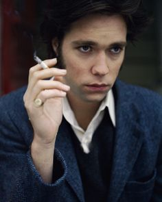Rufus Wainwright: I've developed into quite a swan. I'm one of those people that will probably look better and better as I get older - until I drop dead of beauty.