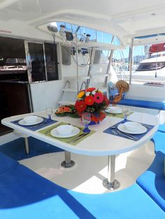 42 Best Our Vessels images in 2016 | Catamaran, Sailing, Boat