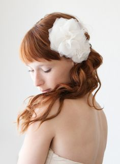 Bridal Hair piece – Morning Blossom 78.50 pounds
