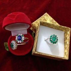 Emeralda auténticas