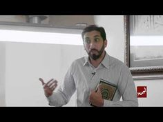 The Solution to Escape Hardship - Khutbah by Nouman Ali Khan - YouTube