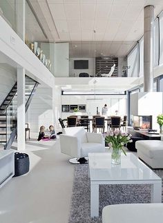 Wouldn't say no to this smart apartment.
