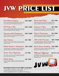 graphic designer price list - Google Search Web Design, Logo Design, Price Board, Basic Website, Personal Branding, Business Card Design, Web Development, Presentation, Price List