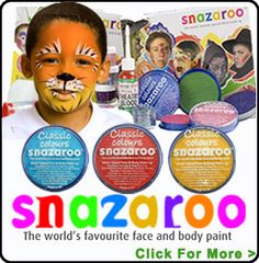 My favorite face paint, and a site that sells it at great prices!